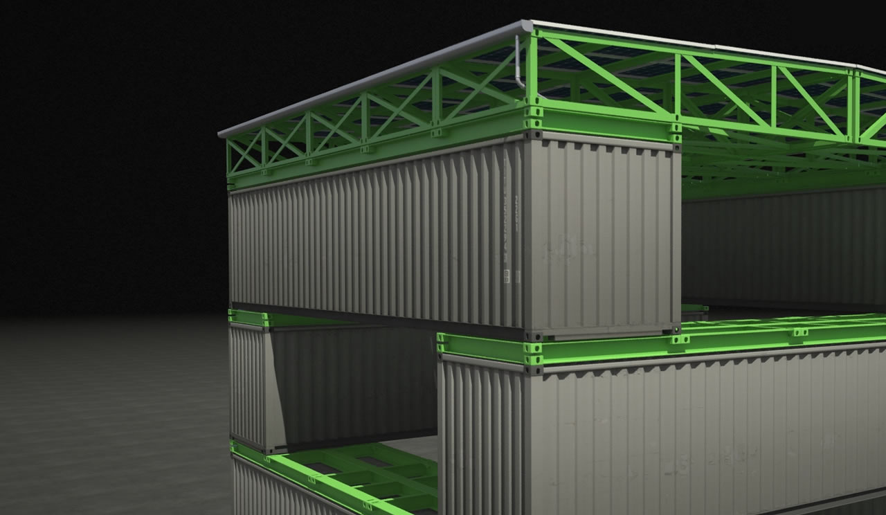 Future Container Roofing